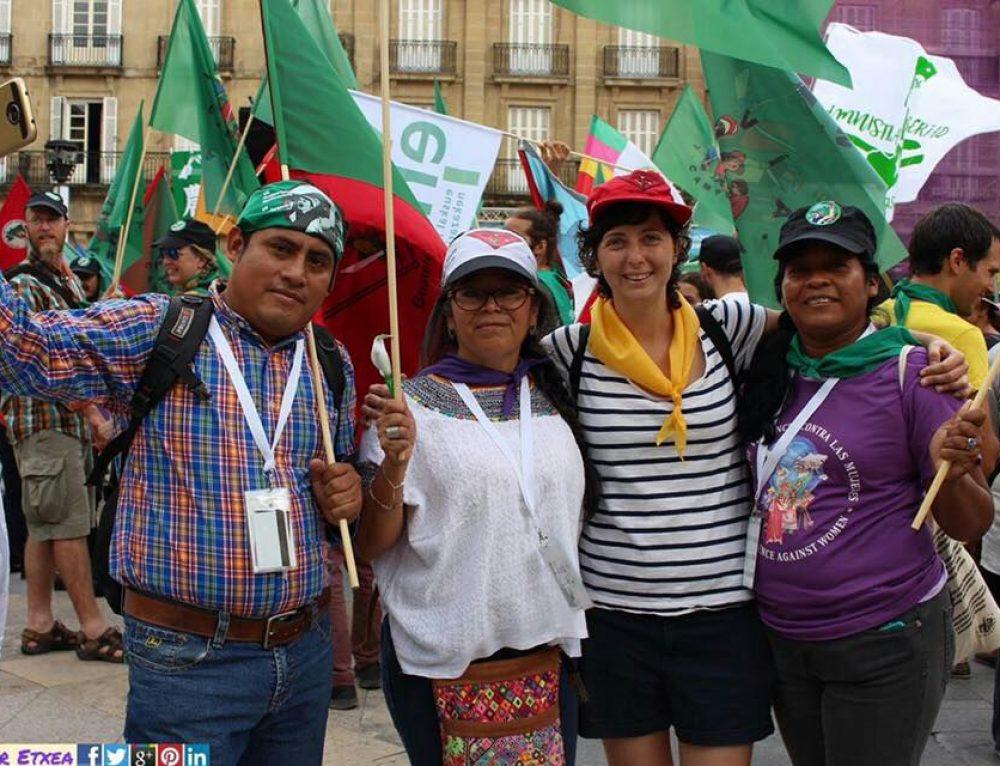 Vía Campesina: Manifiesto en solidaridad con las personas migrantes y refugiadas
