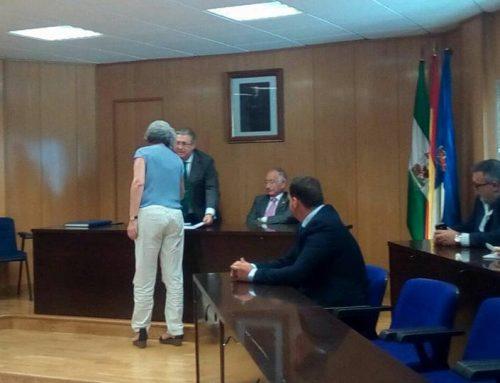 Trasladamos nuestras reivindicaciones al Ministro Zoido en Roquetas del Mar