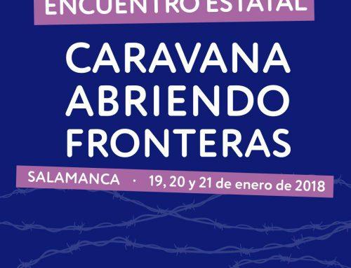 II Encuentro Estatal de la Caravana Abriendo Fronteras