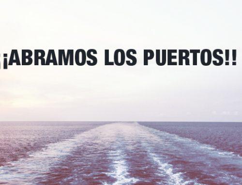 Comunicado Puertos Abiertos #AbramosLosPuertos