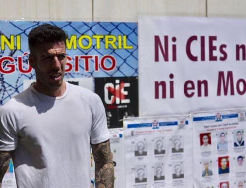 Manifiesto contra la criminalización de la ayuda humanitaria y e  apoyo a Miguel Roldán
