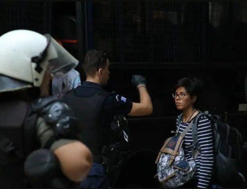 Denunciamos el desalojo de personas refugiadas en Atenas